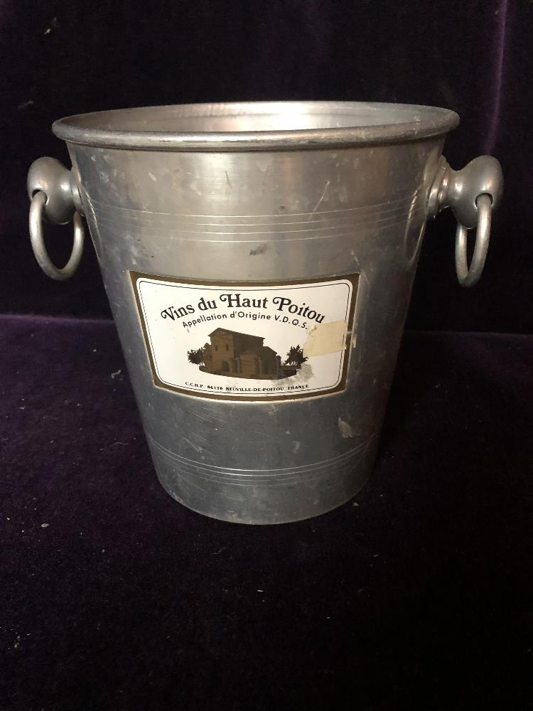 Lot 44 - Champagne bucket
