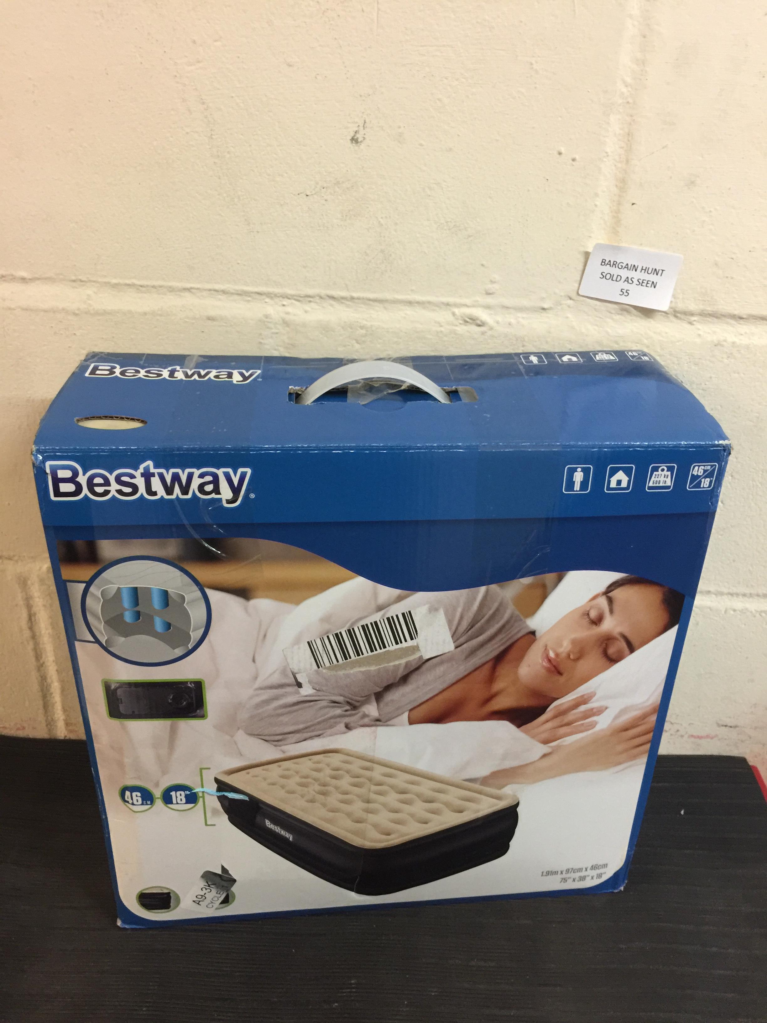 Lot 55 - Bestway Air Bed