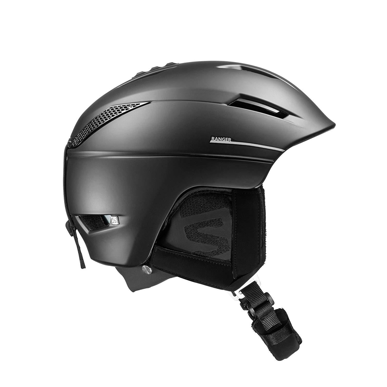Lot 20 - Salomon Men's Ranger² C.air Helmets, Black L RRP £103.99