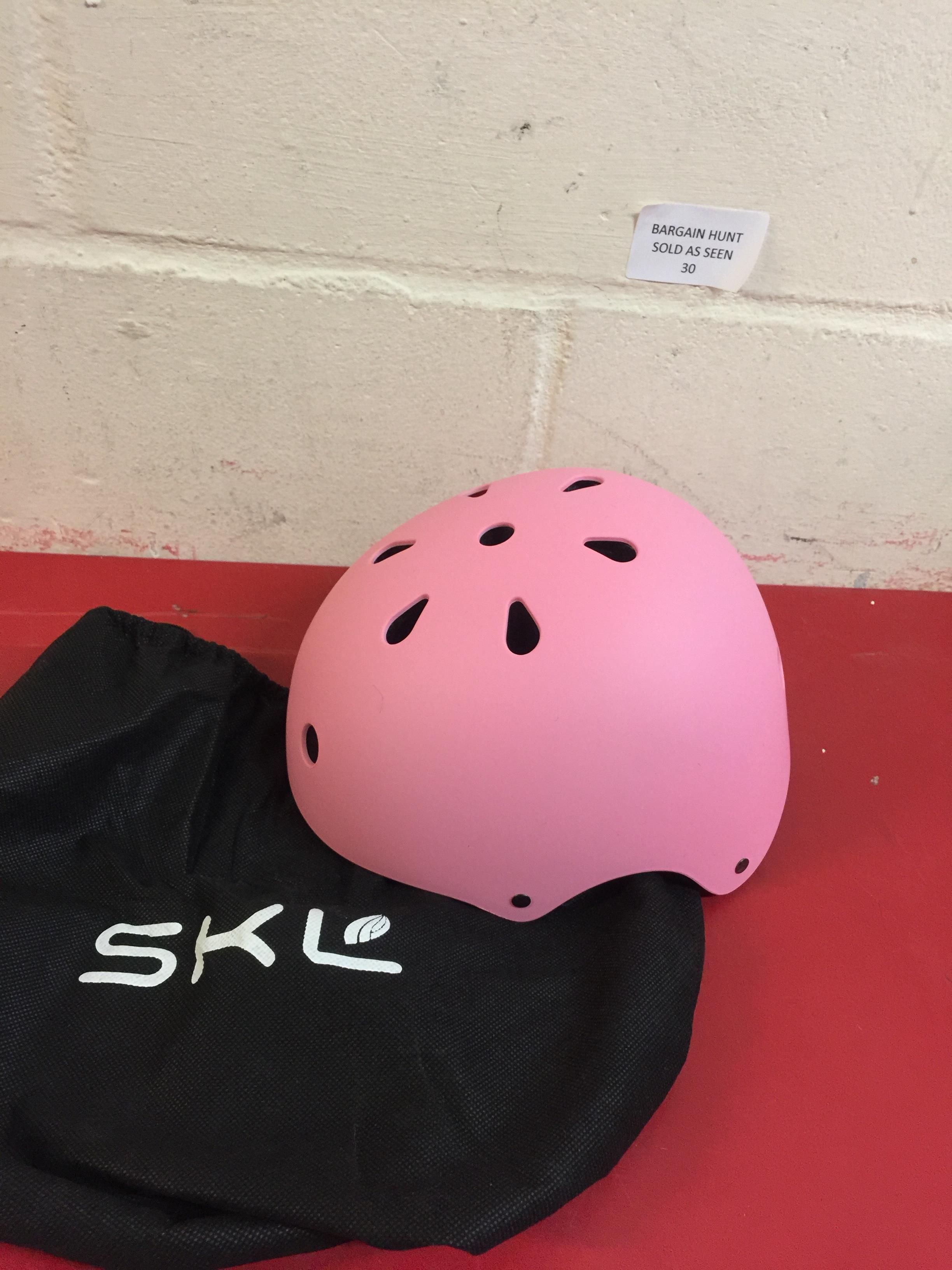 Lot 30 - SKL Kids Scooter Helmet Skateboard Helmet for Toddler