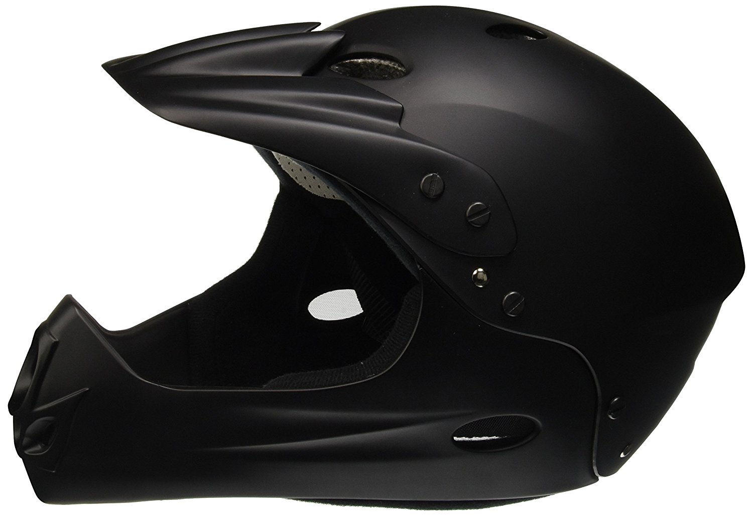 Lot 32 - Ventura Downhill Helmet - Black, Medium