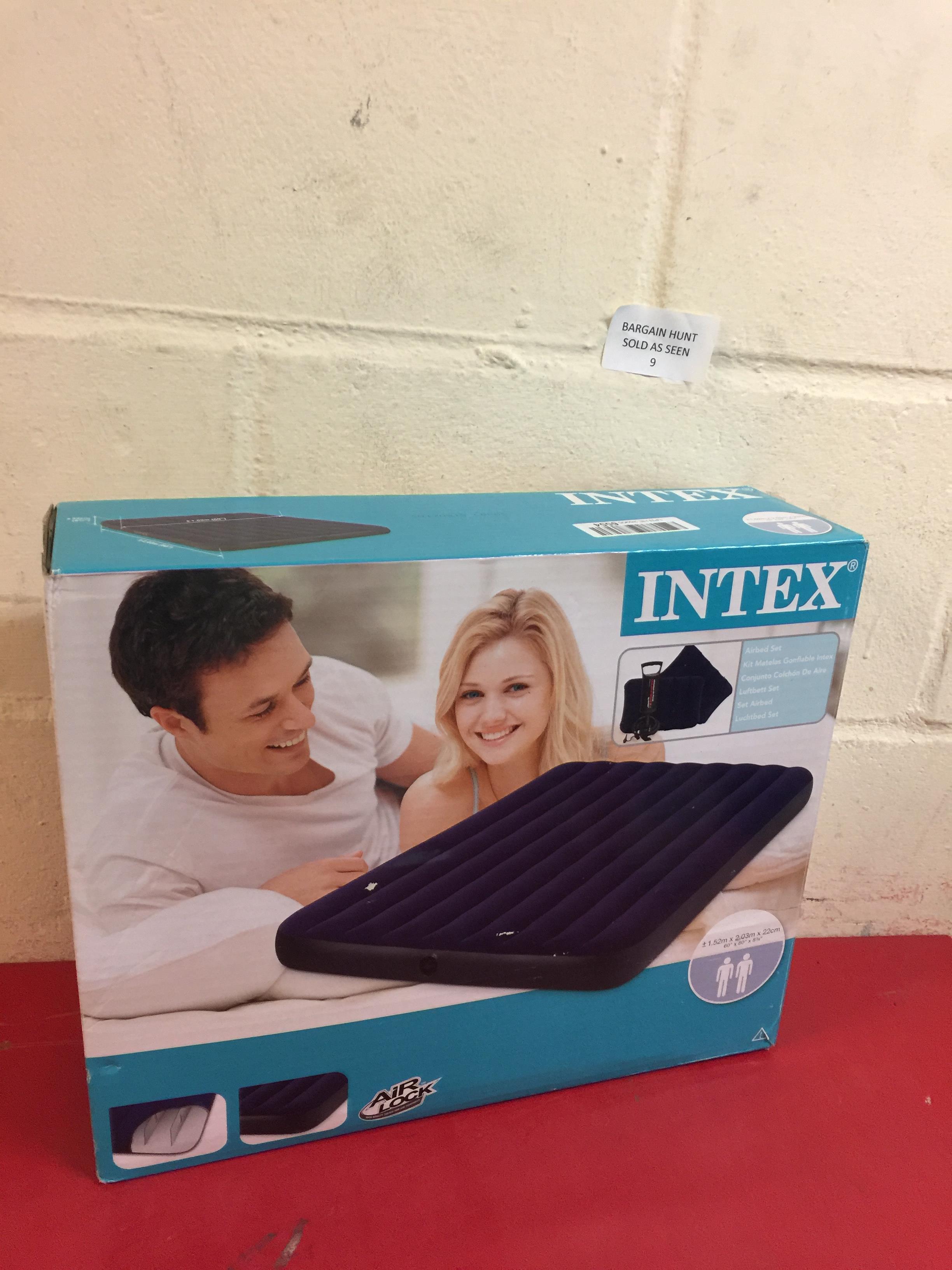 Lot 9 - Intex Air Bed