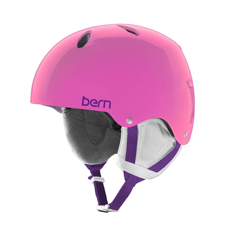 Lot 25 - Bern Girls' Team Diabla Helmet M RRP £46.99