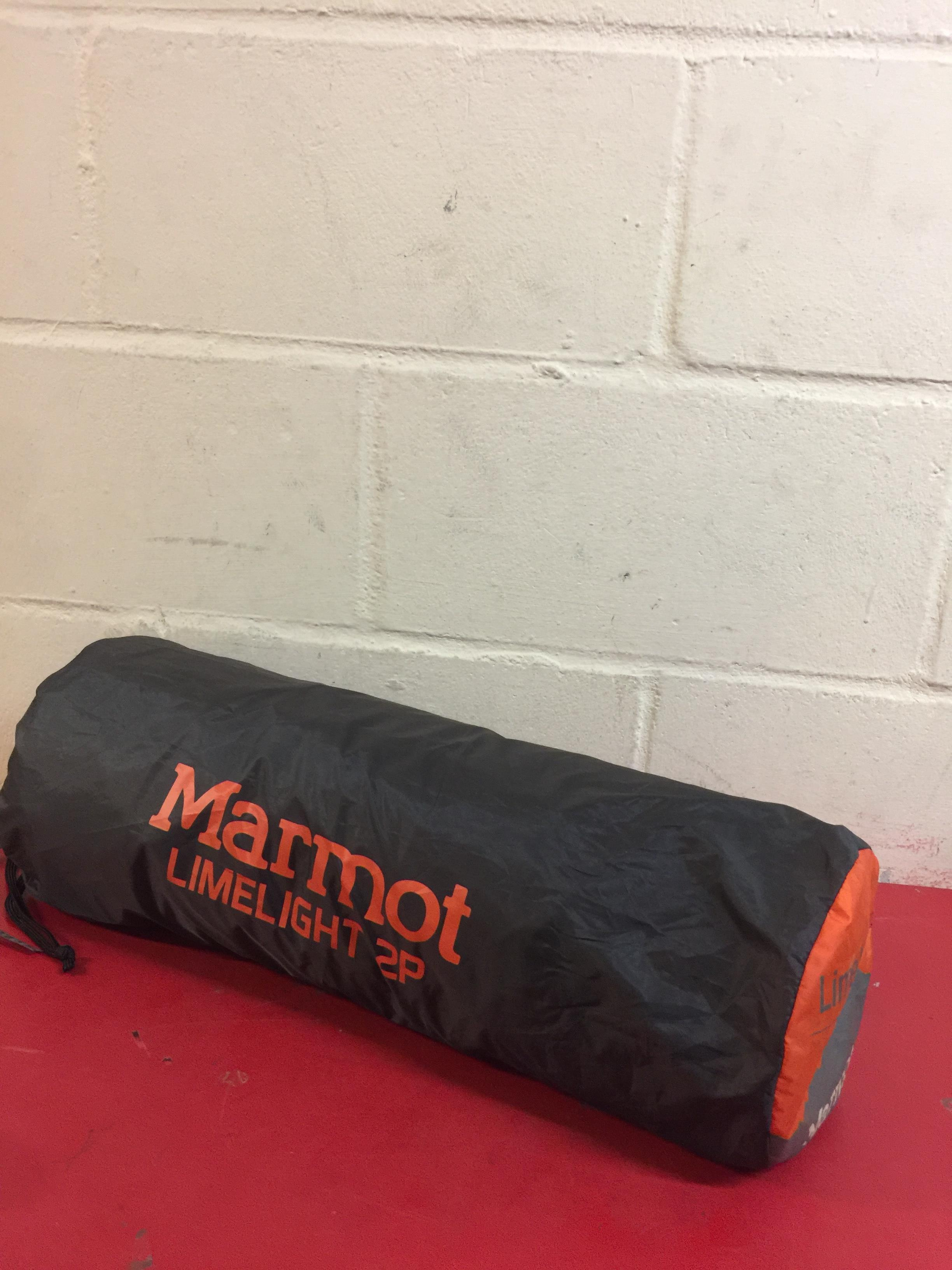 Lot 36 - Marmot Limelight 2P Camping Tent RRP £249.99