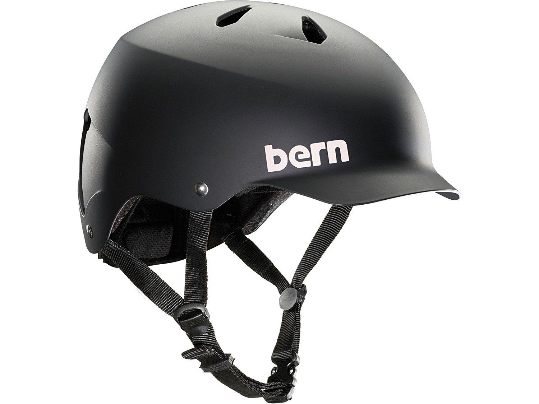 Lot 27 - Bern Watts Eps Cycling Helmet M RRP £50
