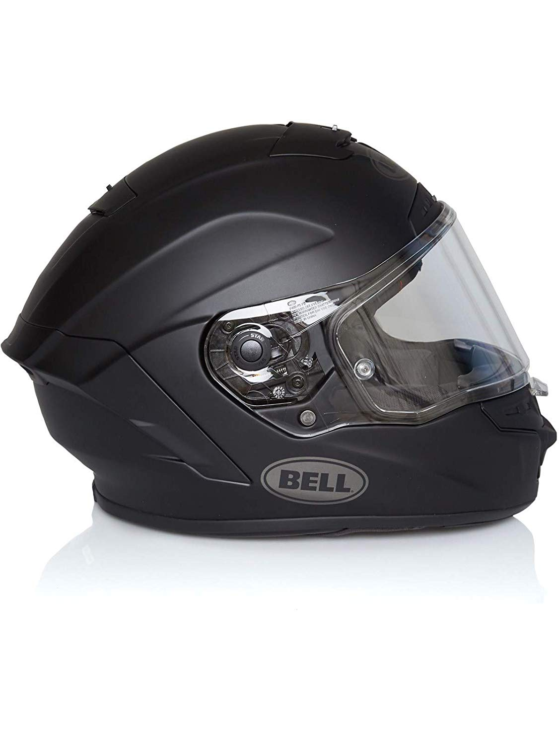 Lot 18 - Bell Helmets Star Solid Mips, Mat Black M, RRP £314.99