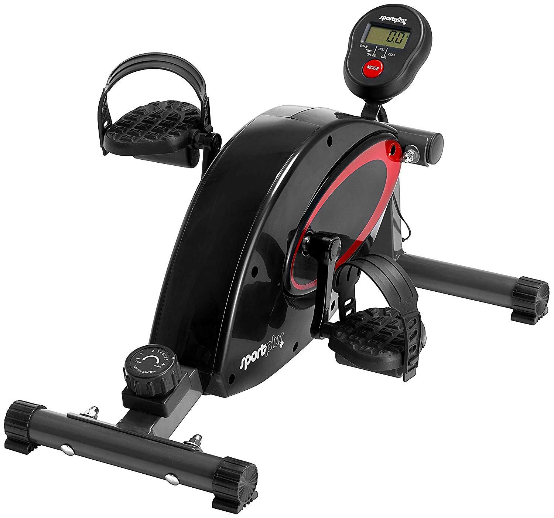 Lot 33 - SportPlus Mini Exercise Bike RRP £91.99