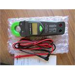 ISO-TECH ICM A9 Clamp Meter, AC/DC Tester Max 600A ac CAT III 600V