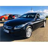 Mercedes C220d Special Equipment Estate (15 Reg) 1 Owner Full Mercedes History -Sat Nav -Rear Camera