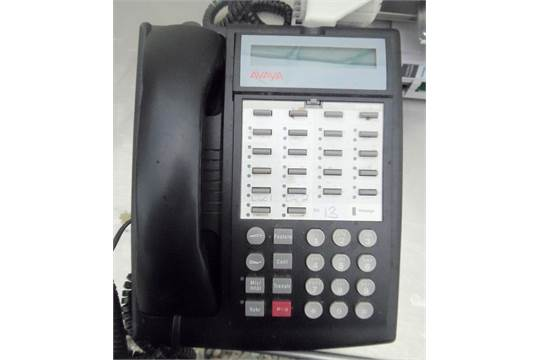 Avaya ACS Partner telehone Sytem with the 3 phones  Avaya
