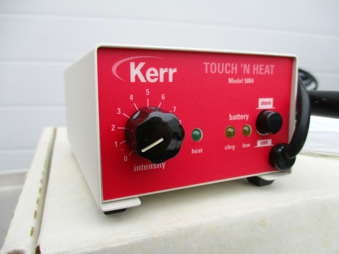 Lot 3 - Kerr Heat Machine