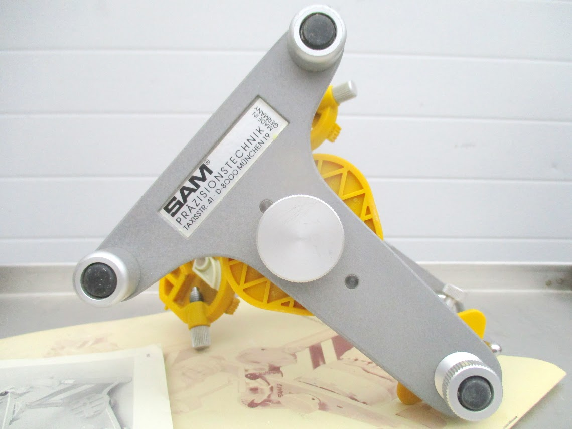 Lot 4 - Sam 2P Dental Articulator