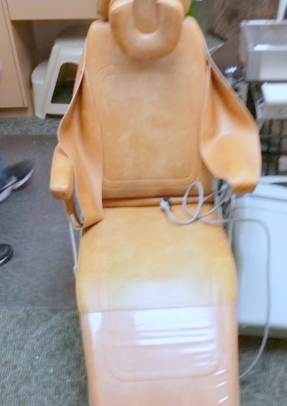 Lot 31 - Belmont Model 019 adjustable Dental Chair