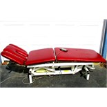 Akron 8252 Adjustable Electric Physical Therapy Table.