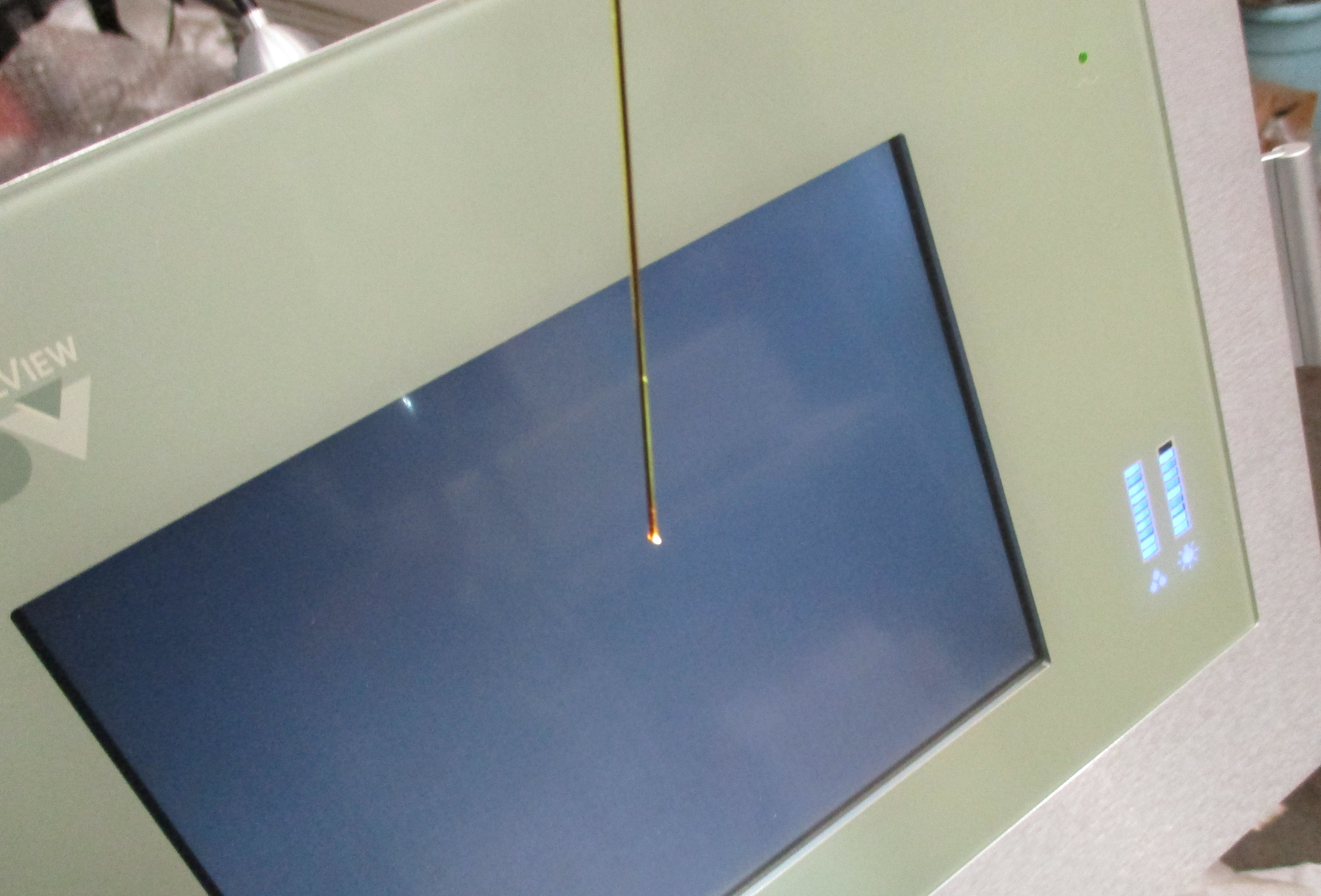 Dental View DV-2 Periscopy Endoscope System on wheeled stand - Image 11 of 14