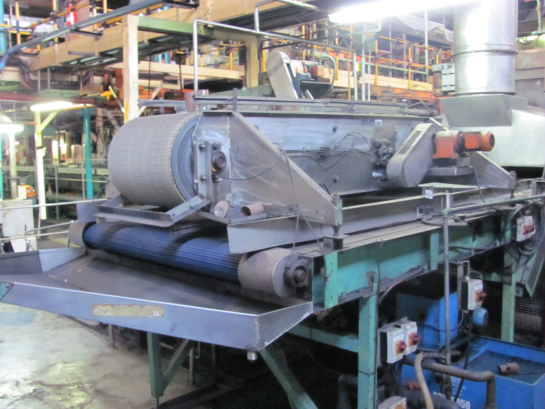 Lot 157 - Wet Handling Conveyor