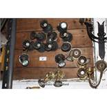 VERY LARGE QUANTITY OF MIXED LIGHT FITTINGS AND FIXTURES
