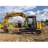 JCB JZ70 TRACKED DIGGER / EXCAVATOR RUNS, WORKS AND DIGS *PLUS VAT*