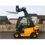 2011 JCB TELETRUK, 2WD, RUNS, DRIVES AND LIFTS *PLUS VAT*
