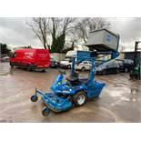 BCS 103 HIGH DISCHARGE RIDE ON LAWN MOWER, YEAR 2000, RUNS & HYDRAULICS WORK *PLUS VAT*