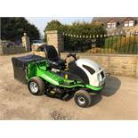 ETESIA MVEHH HYDRO 100 RIDE-ON LAWN MOWER WITH HYDRAULIC COLLECTOR BOX - CUTTING PERFECT! *NO VAT*