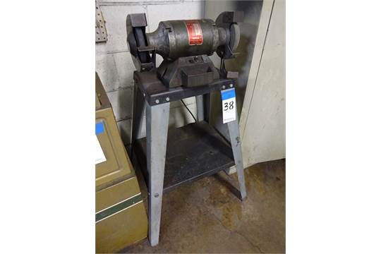 Wilton Challenger Model 153 1 3 Hp 6 Quot Double End Bench Grinder