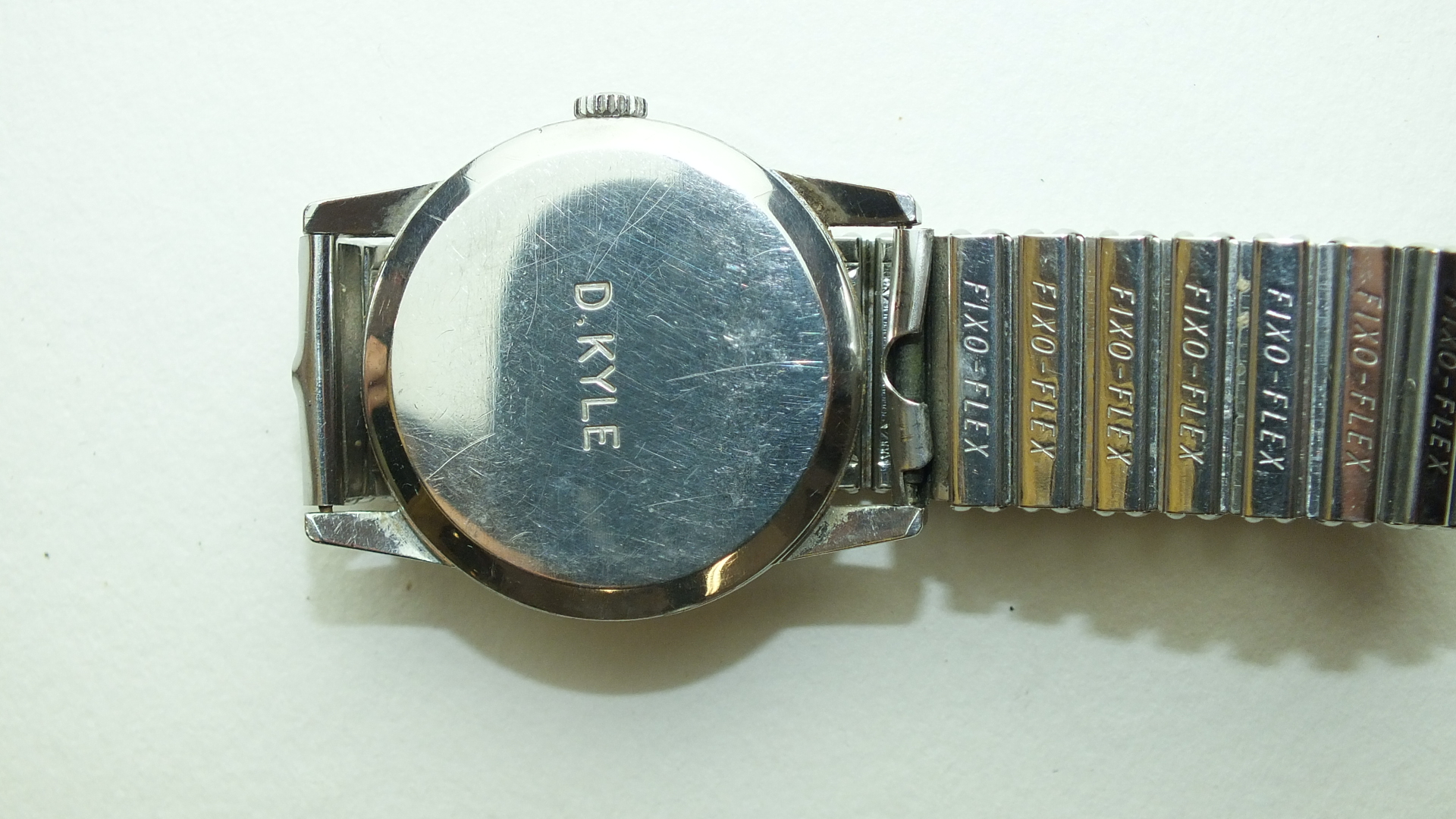 Lot 272 - Omega, a gent's wrist watch c1962, the silvered dial with baton numerals and seconds subsidiary, the