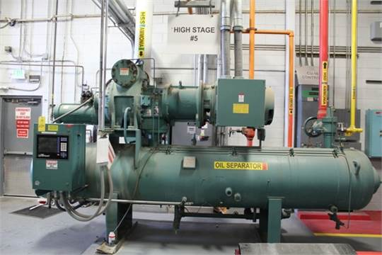 Frick Ammonia Compressor Manual