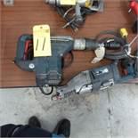 Bosch Hammer Drill and Bosch Sawall
