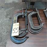 (6) Clamps
