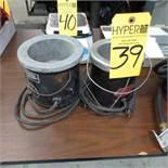 (2) Heat Pots