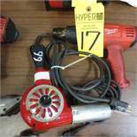 (2) Heat Guns