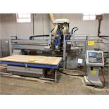 07 HEIAN HEAVY DUTY CNC ROUTER (5X10 TABLE WITH DUAL SPINDLE / TOOL CHANGER)
