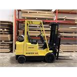 HYSTER (S50XM) 5,000LBS CAP LPG FORKLIFT