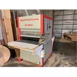 QUICKWOOD (RO-800) BRUSH WIDE BELT SANDER