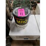 Qty 4 - Seymour MRO paint Gloss Safety Blue model 1-1427. New as pictured.