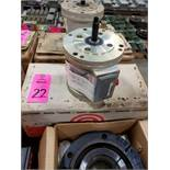 Electroid electric clutch brake model CCF, part number CCF-420-10-90V. New in box.