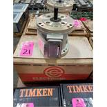 Electroid electric clutch brake model CCF, part number CCFB-420-10-90V. New in box.