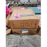 Qty 2 - Renold ring gear model ZE 3 1/2. Part number 6232-0358-001. New.
