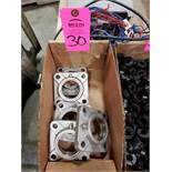 Qty 5 - Bearing housing model SF205. New as pictured.
