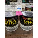 Qty 2 - Seymour MRO paint Gloss Safety Blue model 1-1427. New as pictured.