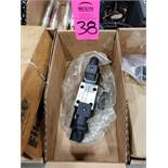 Nachi hydraulic directional valve model SA-G01-C6-C1-30. New as pictured.