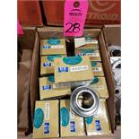 Qty 11 - Assorted RB Tech bearings. All new as pictured.