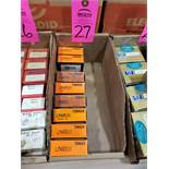 Qty 8 - Timken bearings. New in box as pictured.