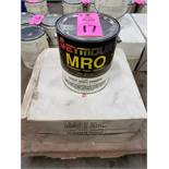 Qty 4 - Seymour MRO paint Light Gray Primer model 1-1431. New as pictured.