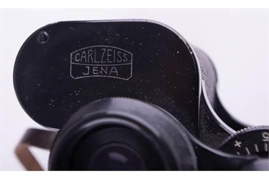 Fernglas carl zeitz jena binocularsdekarem 10 x 50 in original