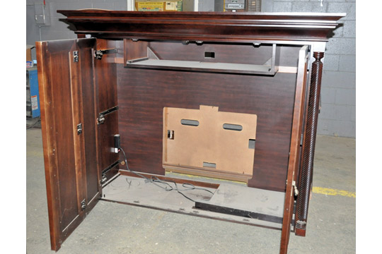 Entertainment System Cabinet - Image 2 of 2
