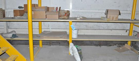 """32""""L X 192""""W X 44""""H Heavy Duty Steel Work Table"""