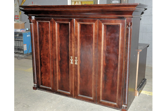 Entertainment System Cabinet