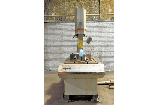 """MARVEL / ARMSTRONG-BLUM SERIES 8 MARK II 18"""" X 22"""" Vertical Tilting Metal Cutting Band Saw - Image 3 of 5"""